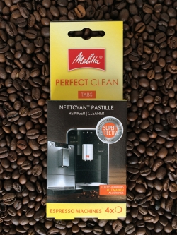 Melitta Perfect Clean Reinigungstabs